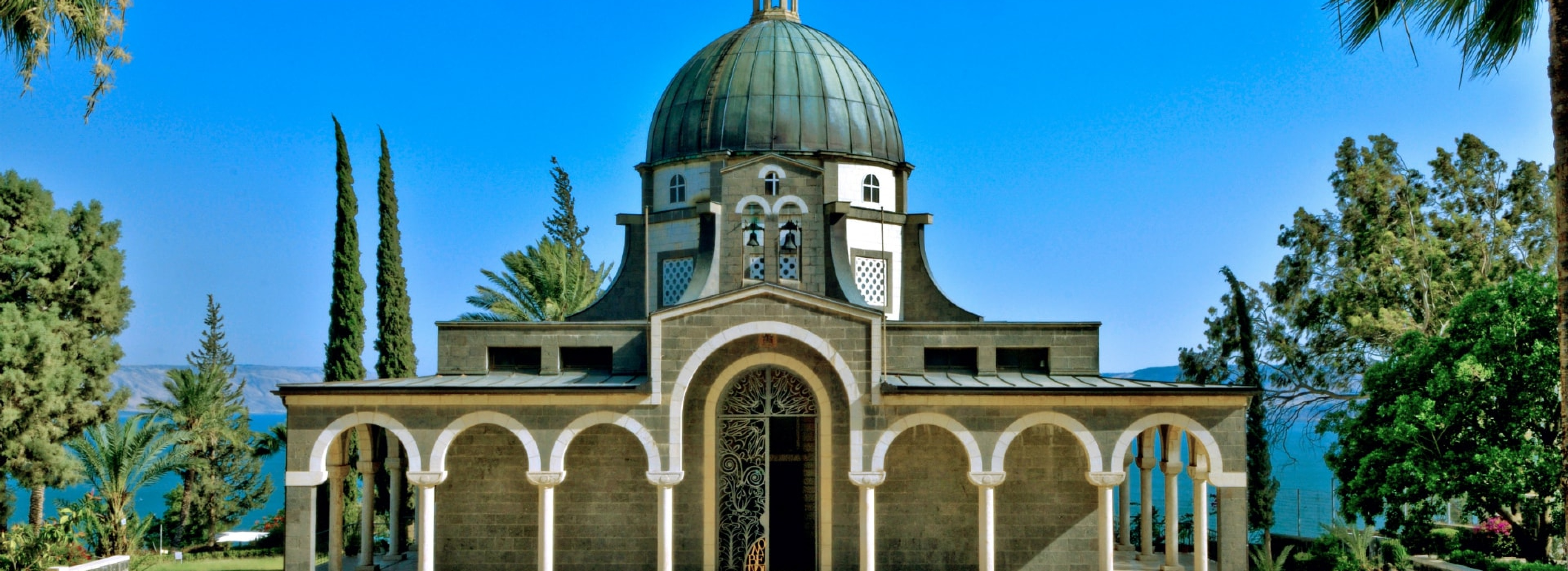 Mount of Beatitudes, Israel
