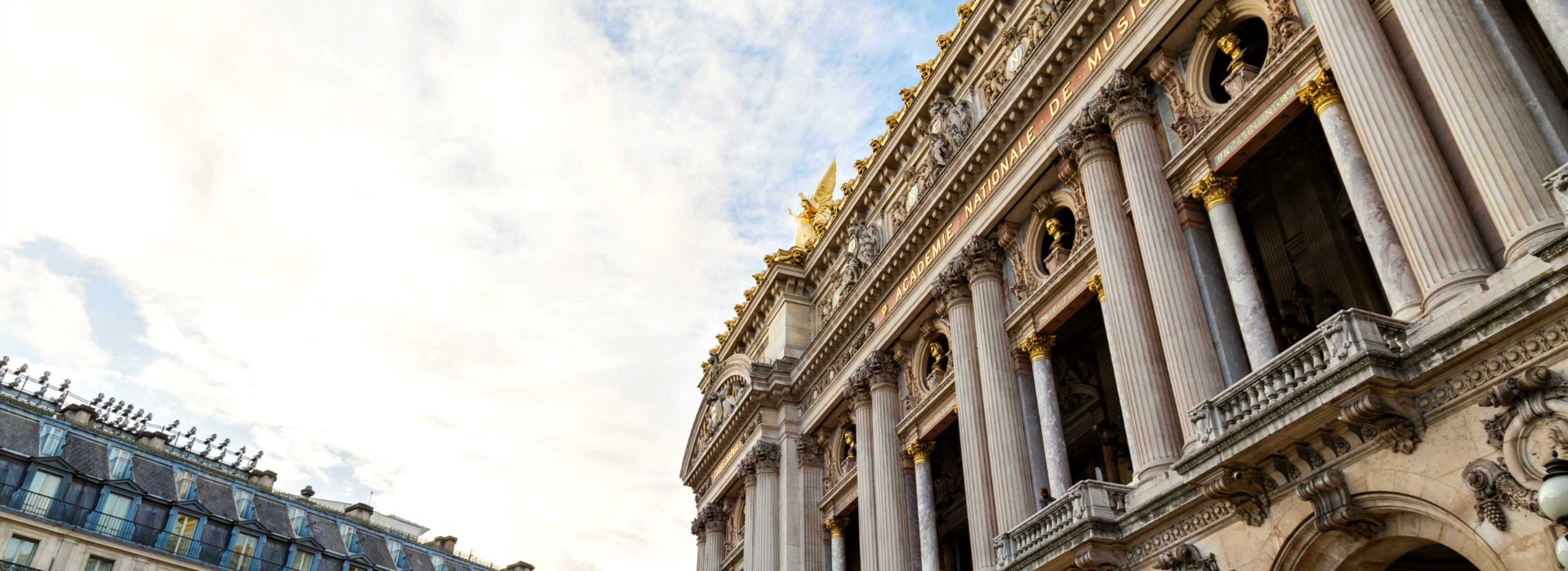 Paris Opera Garnier, France