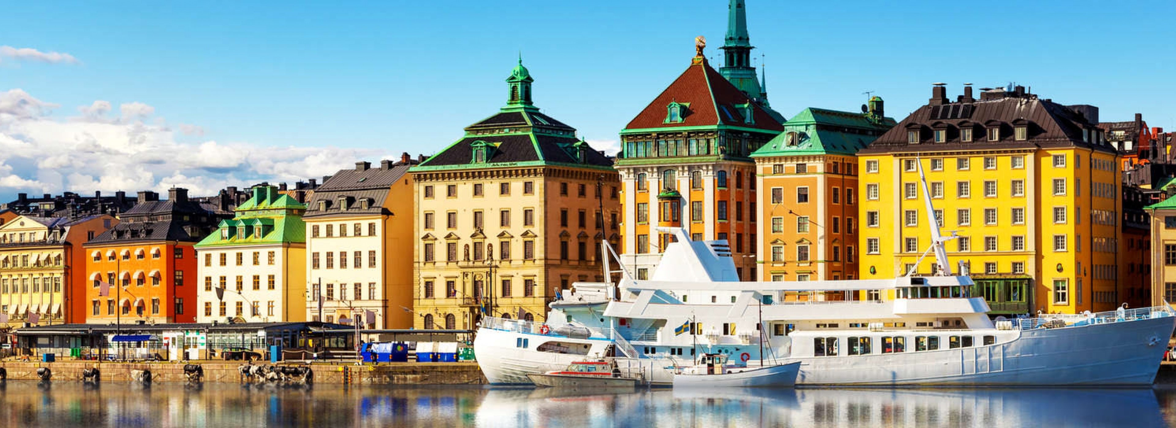 Old Town of Stockholm is the best place to start your Sweden vacation