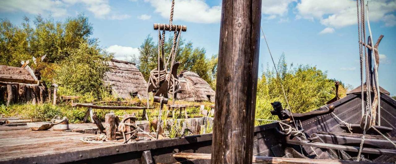Birka Viking Town, Sweden