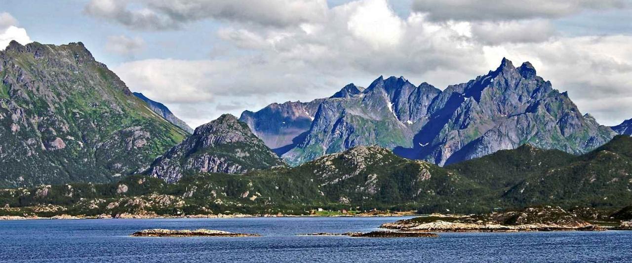 Hurtigruten coastal voyage Bergen to Kirkenes, Norway