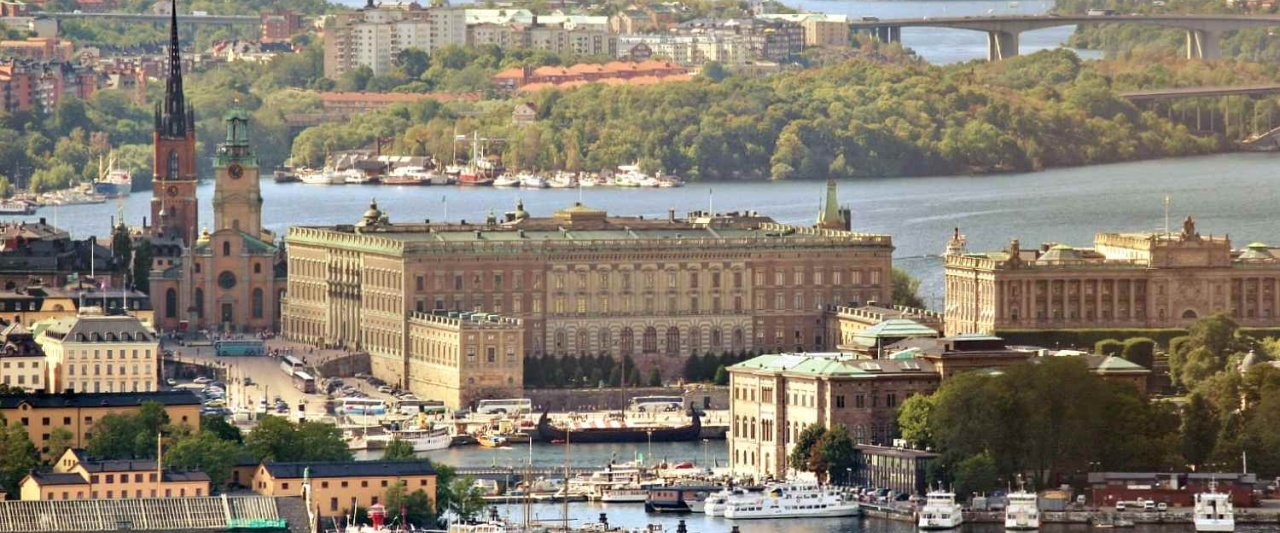 The Royal Palace, Stockholm
