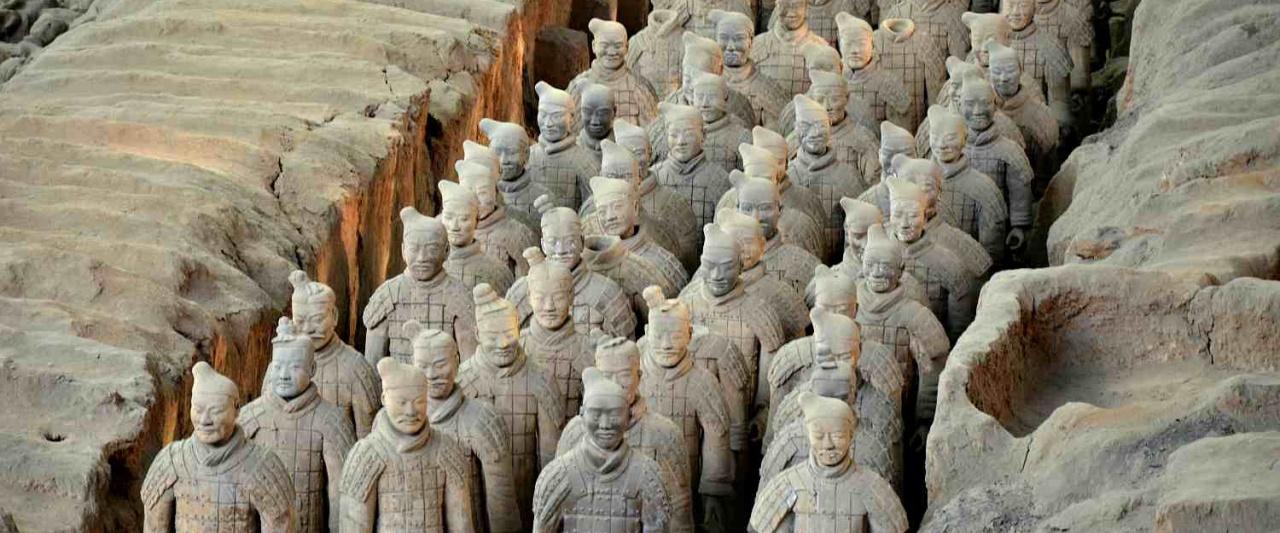 Terracotta Warriors, Xian, China Gallery