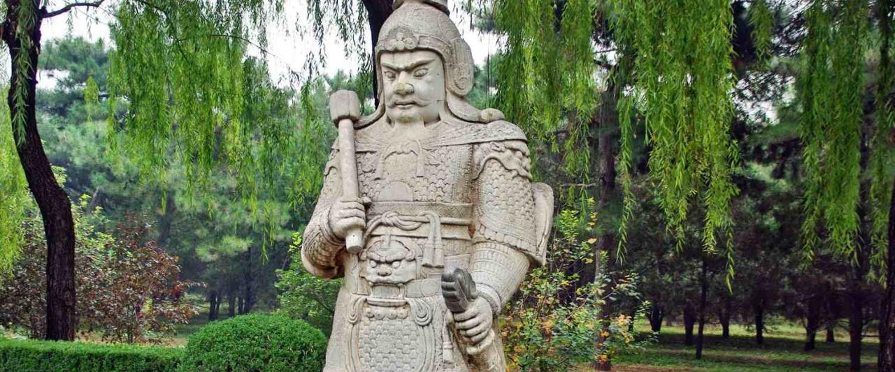 Ming Tombs, China
