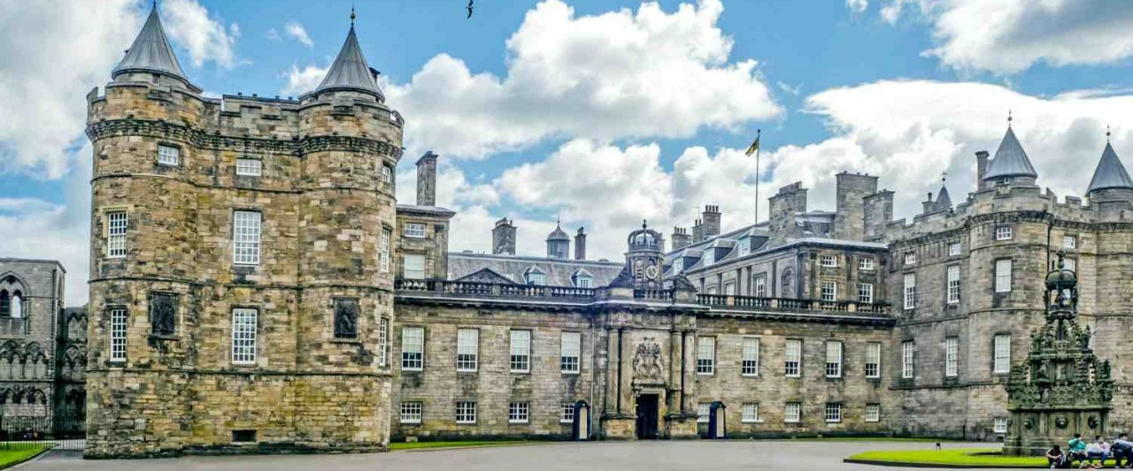 Holyrood Palace, Edinburgh, United Kingdom