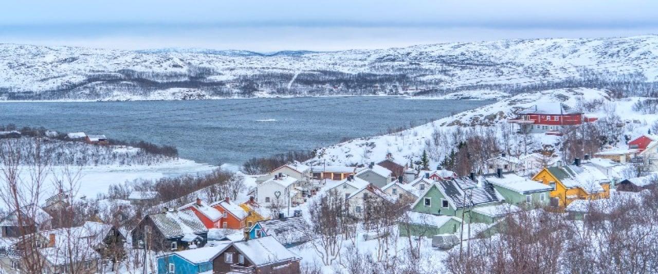 Kirkenes, Norway Gallery