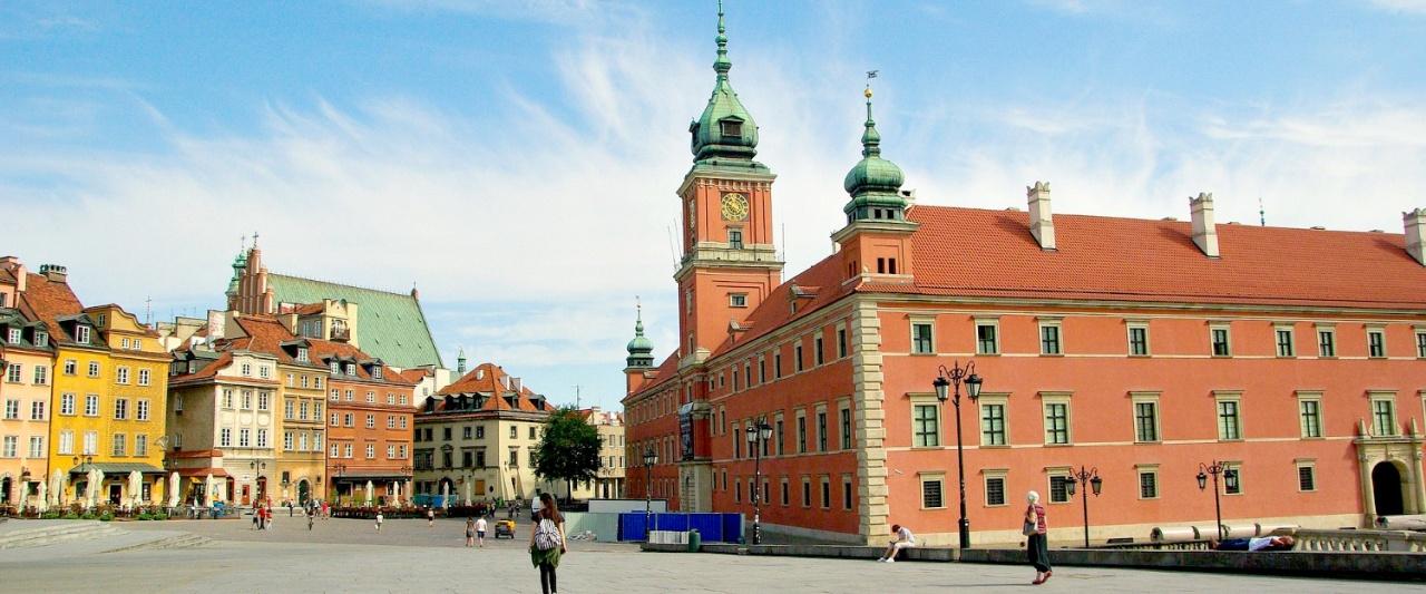 Warsaw Castle & Castle Square