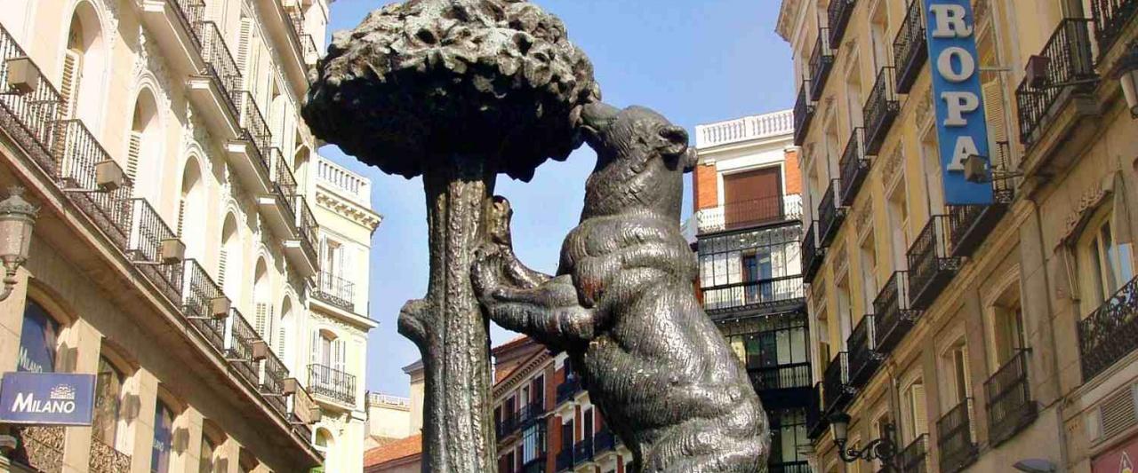 El Oso y El Madroño, Puerta del Sol, Madrid