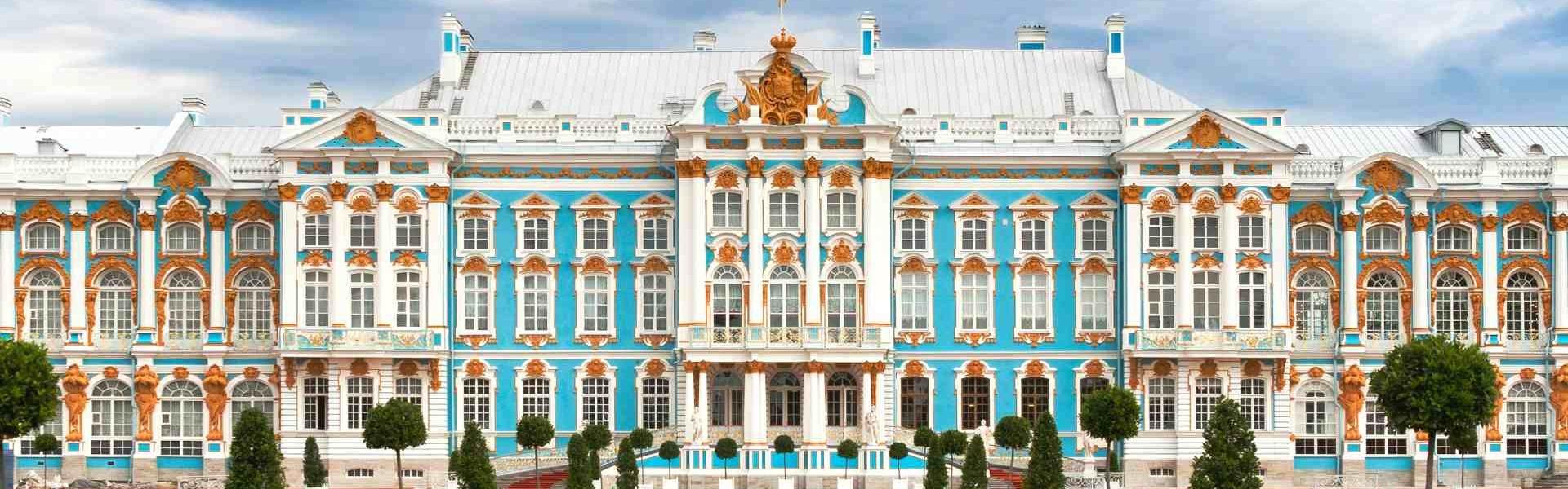 Catherine's Palace, Saint Petersburg