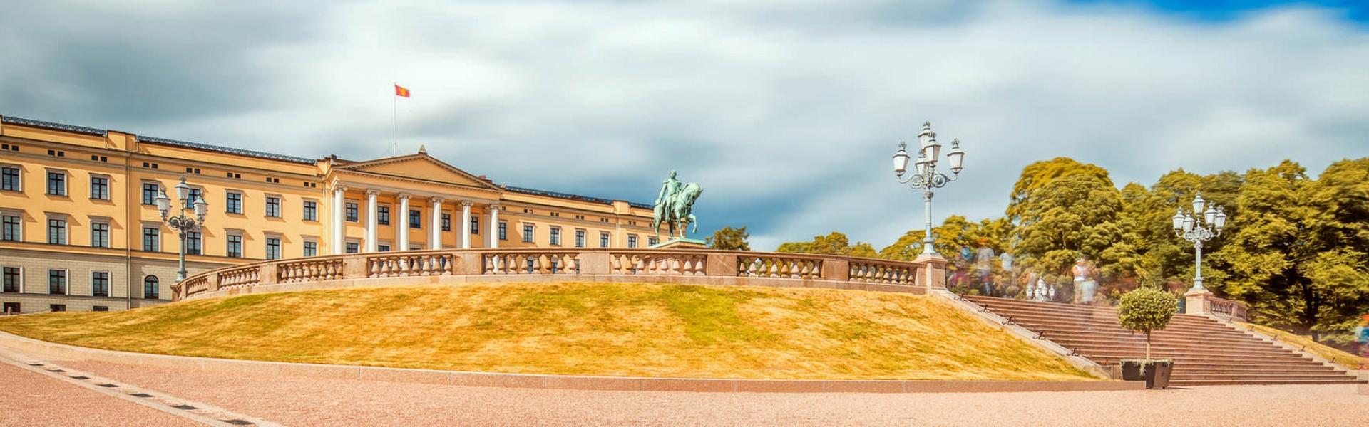 The fabulous capital of Norway, Oslo, is home to numerous Scandinavian landmarks