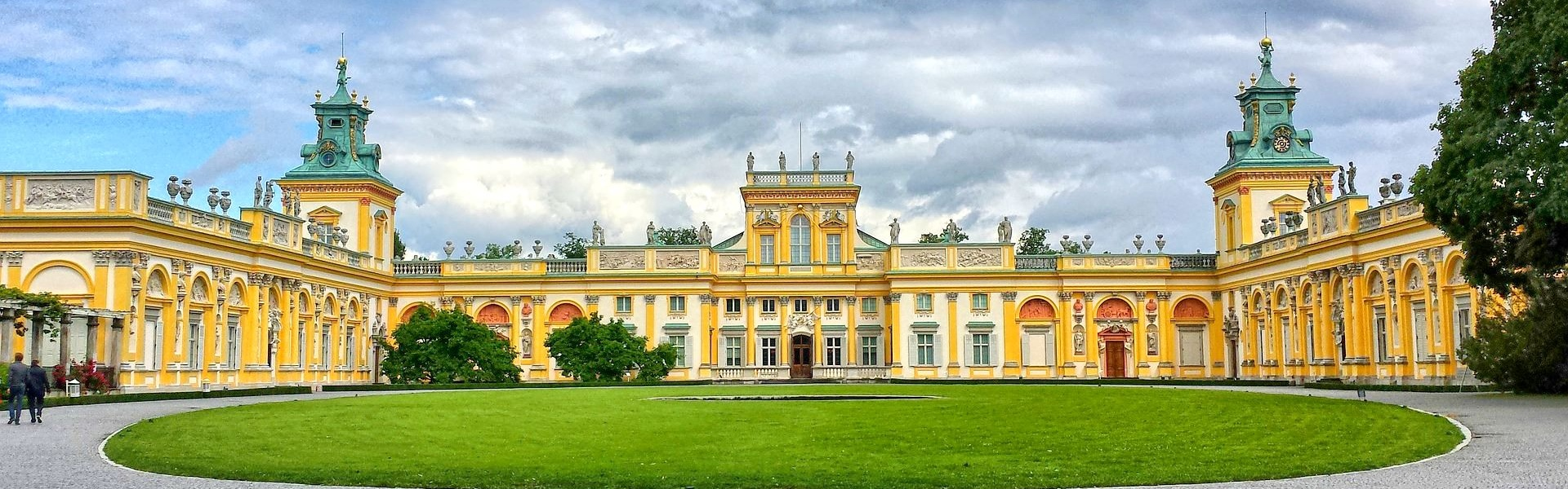 Warsaw, Wilanow Palace